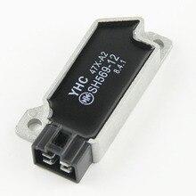 Motorcycle voltage regulator rectifier for Yamaha TW200 FZR250 FZX250 XT600 E Z Tenere XTZ660 TZR250 TZR125R XT600E