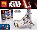 79216 Star Wars Rogue Uno El Imperial Shuttle Building Blocks Ladrillos Figuras Juguetes Compatible con Lepin T-16