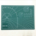 A3/A4/A5 PVC Cutting Mat Durable Self-healing Cut Pad Patchwork Tools DIY Accessory Cutting Plate Dark Green Engraving Board