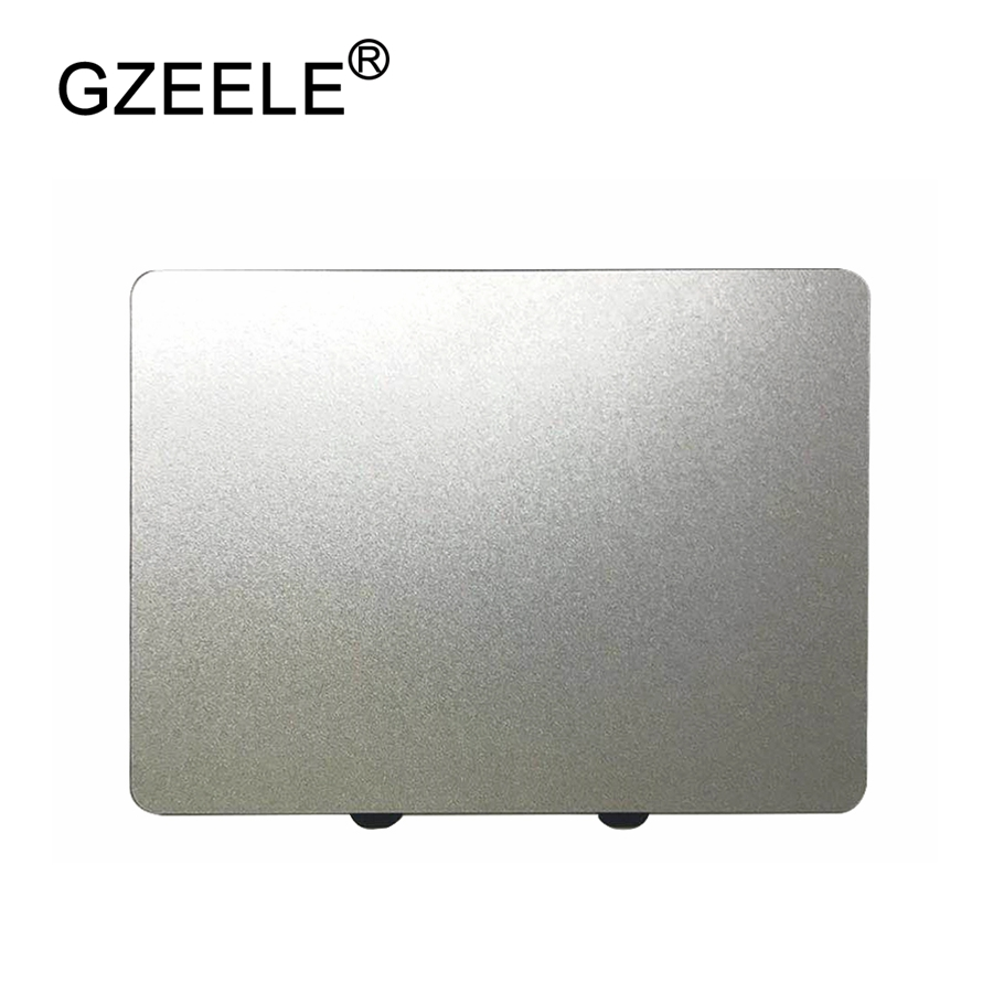 GZEELE New Touchpad Trackpad for macbook pro 13'' A1278 & 15'' A1286 Trackpad without cable 2009-2012 Year 100pcs lot 13inch 15inch 17inch for macbook pro a1278 a1286 a1297 bottom cover rubber feet