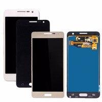 Yüksek Kaliteli LCD Ekran Dokunmatik Ekran Digitizer Meclisi Yedek Araçları Ile Samsung Galaxy A5 2015 A500 Beyaz/Altın/siyah