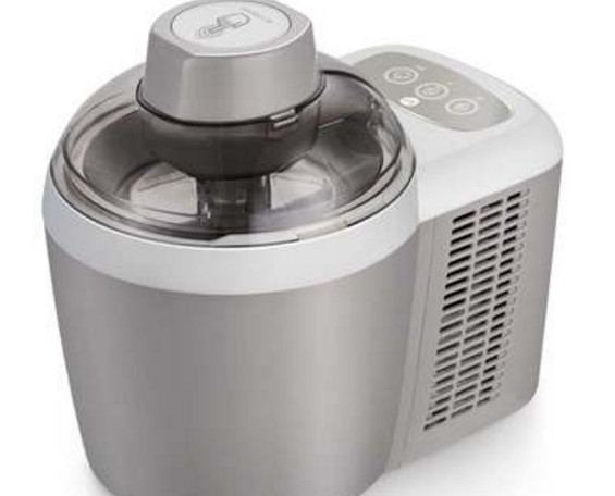 Electric automatic soft ice cream machine household cool Fruit ice cream maker household Frozen Dessert Maker