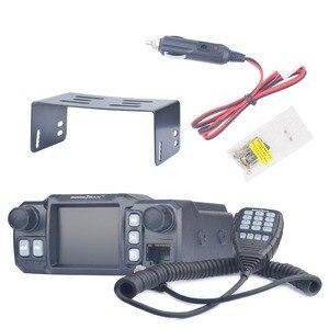 Image 5 - Gemi RU SOCOTRAN ST 7900D Quad Band dört bekleme araba radyo 136 174 MHz/220 270 MHz/350 390 MHz/400 480 MHz 200CH mobil radyo