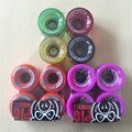 Skateboard Longboard Wheels PU 70mm PIG/ELEMENT Durable Supercruiser Wheels Rodas Longboard