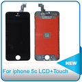 AAA quality 100%  no dead pixel for iPhone 5 5C 5S  LCD Display With Touch Screen Panel Digitizer Assembly replacement parts