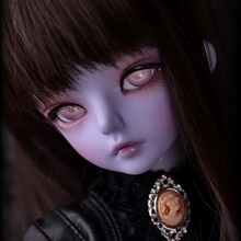 Free Shipping bjd / sd doll 4 stars soom elves Lux & Volo devil bat doll gift Free eyes