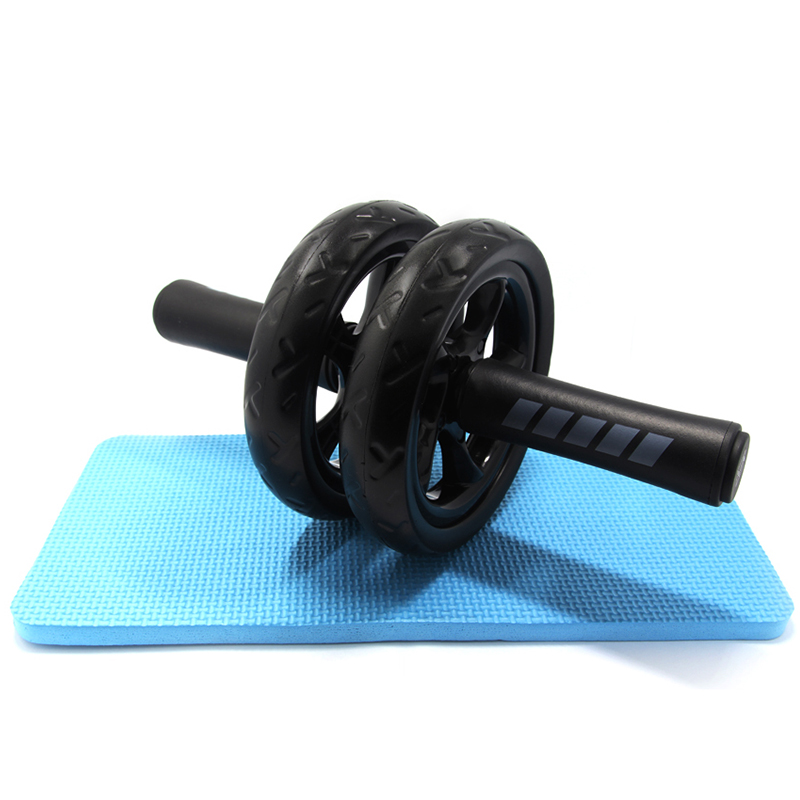 Κοιλιακός τροχός με ματ Δεν υπάρχει - Fitness και bodybuilding - Φωτογραφία 2
