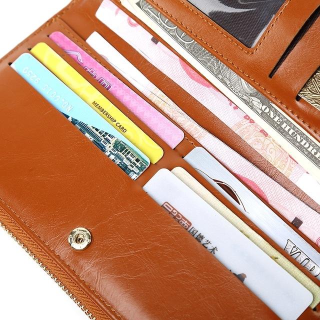 PU Ladies Wallet