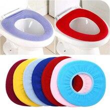 Color/é Libertroy Housse de si/ège de Toilette Tapis de Bain de No/ël Tapis de Toilette Toilette Tapa D/écoration D/écorations de Salle de Bain de No/ël