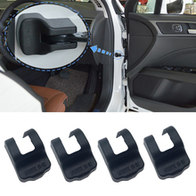 ABS material car door limiting stopper covers case for VW Volkswagen polo Golf 7 Tiguan Jetta Touareg car styling accessories