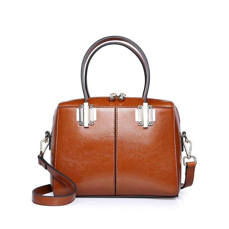LUODUN 2018 Fashion Avant-garde Ny vår-sommar läder liten väska - Handväskor - Foto 1