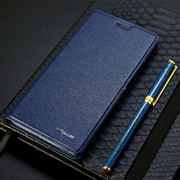 Case Cover For Xiaomi Mix High Quality Original Brand Top Genuine Leather Magnetic Flip Stand Phone