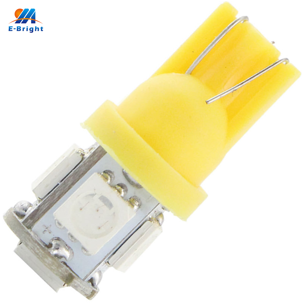 YM E Bright 1000X T10 194 168 W5W 5050 5 SMD 5 LED High Power LED