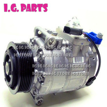 For 7SEU17C Air Conditioner Compressor Volkswagen Amarok 2.0 AC 7E0820803A 7E0820803G