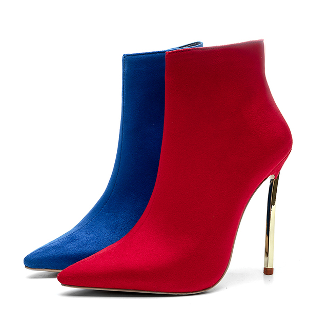 Ankle Boots for Women - 2 colors 6