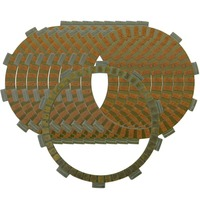 Motorcycle Engine Parts Clutch Friction Plates For Honda CB600F CBR600 900 VFR750 VFR800 VF750C SUZUKI GSXR600