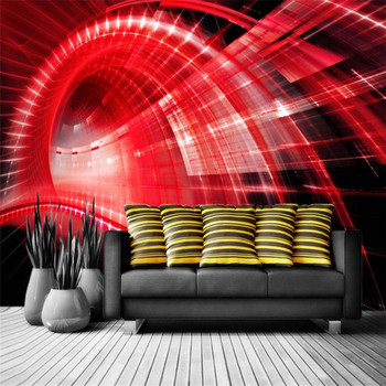 modern 3d effect custom photo wallpaper large stereo living room bedroom background wall mural abstract wallpaper home decor custom photo wallpaper 3d stereo dinosaur theme large murals primitive forest living room bedroom backdrop decor mural wallpaper