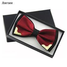Роскошный бутик галстуки-бабочки для мужчин и женщин белая рубашка бабочка черный красный галстук-бабочка мужской свадебный галстук синий галстук-бабочка Gravata Cravatta