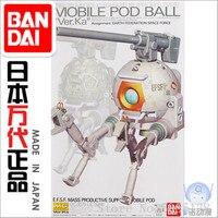 Bandai Gundam Model IN Stock Assembly 31412 MG 1/100 RB 79 Viobile Pod Ball Gundam ROBOT Figure Anime Toys Figure Gift