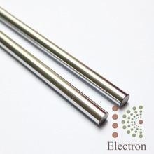 Impresora 3D 8mm L = 300mm/320/330/350/390/400/500mm Cilindro Lineares del Carril Varilla De Acero Redondo de acero inoxidable 304