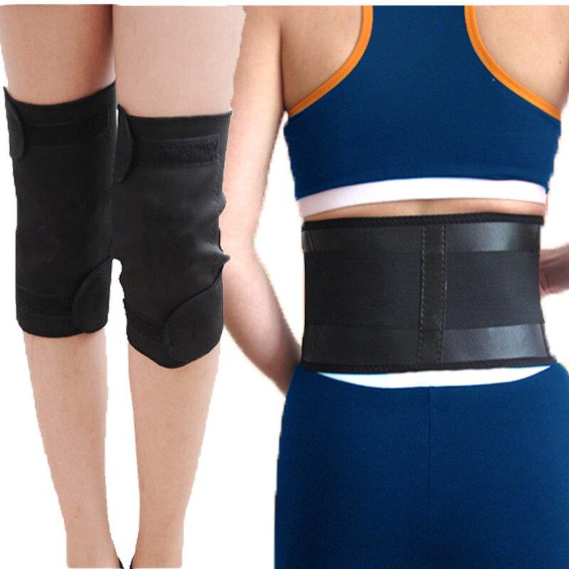 Image 5 - Турмалин, самонагревающийся пояс, магнитная терапия, для шеи, плеч, Корректор осанки, поддержка колена, массажер, продукты, 11 шт./компл.shoulder posture correctionshoulder posturesupport brace -