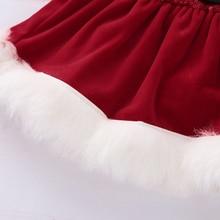 Baby Girls Tutu Romper Dress Christmas Clothes 0-24M