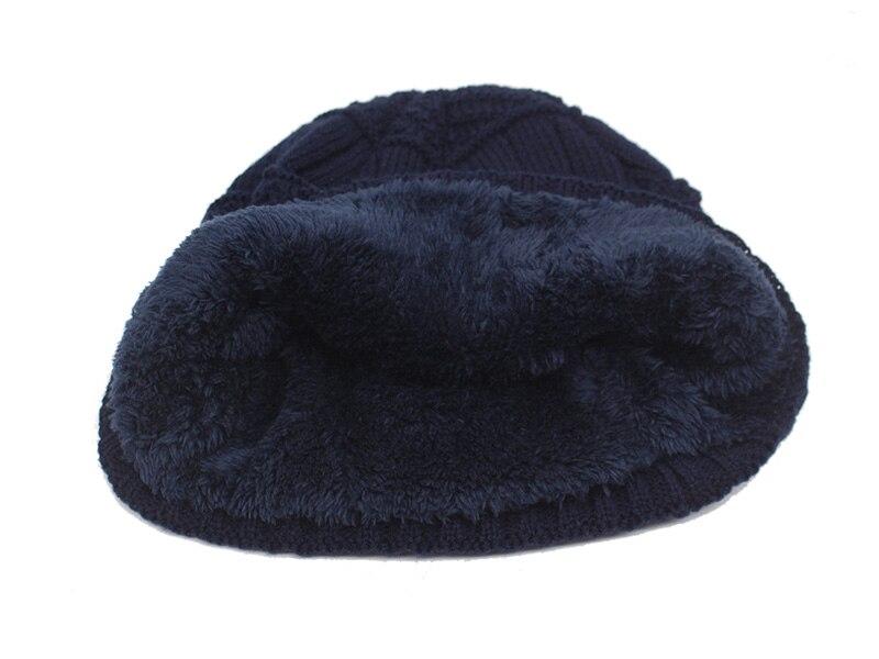 قبعات مع وشاح للرجال 25
