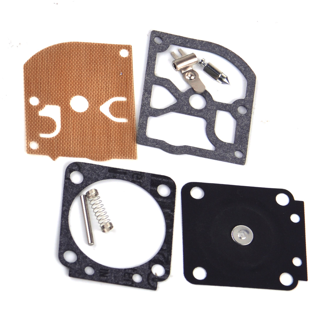 LETAOSK New Carburetor Carb Gasket Replacement Repair Kit Fit For Stihl 017 018 MS170 MS180 Chainsaw