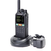 ABBREE AR-889G gps SOS 10 Вт 999CH Ночь Подсветка дуплекс повторитель Dual Band приема Охота Ham CB радио двухканальные рации
