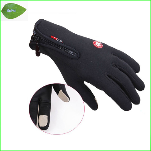 FT-P01 winter sport windstopper waterproof skiing gloves Cycling gloves,Touch screen gloves,Mountaineering Glove