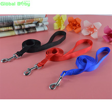 Transport gratuit Moda si soft 4 dimensiuni si 3 culori Nylon Dog Leash