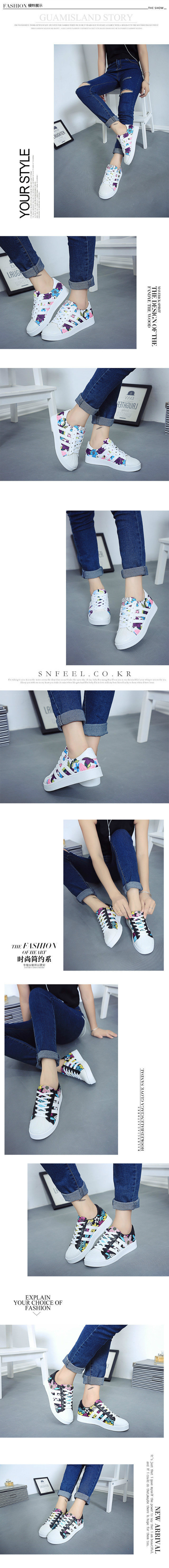5df058238a79 New style autumn woman casual platform female korean girl shoes ...