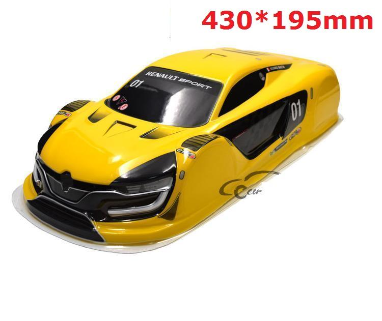 Image 5 - Ewellsold 1/10 Scale On Road Drift Car Painted PVC Body Shell 190MM for 1/10 Radio controlled car Multiple options 1pcParts & Accessories   -