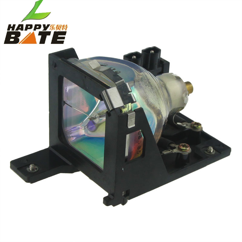 HAPPYBATE ELPLP19 Compatible Projector Lamp with Housing for ELPLP19 V13H010L19 PowerLite 30c EMP-52 EMP-52C Projectors