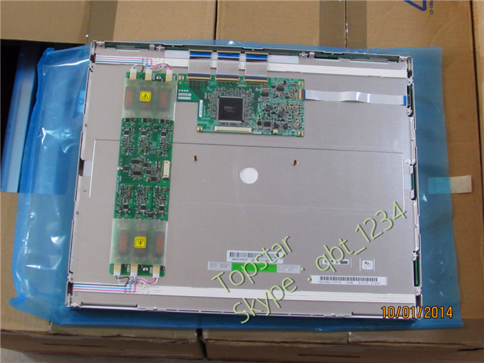18.1 Inch IDTech ITSX88E Industrial Panel  1280*1024 LCD Display Screen Original A+ Grade 6 Months Warranty