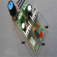 High Quality  New 12V-36V PWM DC Motor Speed Controller Module Switch Adjustable Voltage