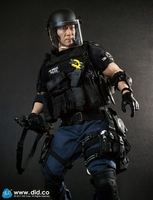 MA1008 1/6 LAPD SWAT 3.0 Takeshi Yamada Collection Full set Action Figure for Fans Holiday Gift