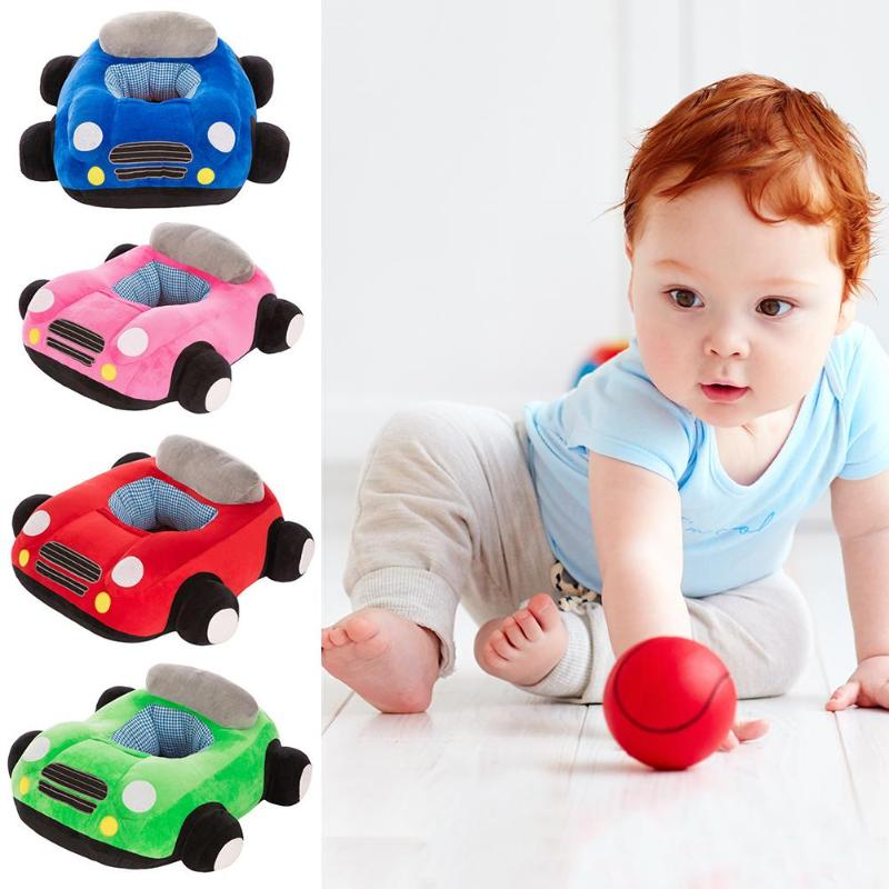 Baby Seats Sofa Toys Car Seat Support Seat Baby Plush Without Filler Toys For Children Baby Accessories