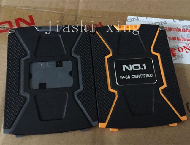 Tampa Da Bateria Original de Volta caso Para No. 1X1 X-Men Smartphones À Prova D' Água Frete Grátis + Track Número