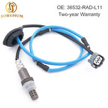 Датчик кислорода 36532 rad l11 подходит для acura tsx honda