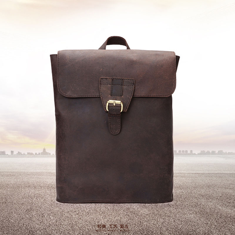 YISHEN Genuine Leather Bag Top-Handle Men Bags Male Shoulder Crossbody Bag Small Flap Casual Backpack Men Women Leather BF019 cowhide messenger small flap casual handbags men leather bag genuine leather bag top handle men bags male shoulder crossbody ba