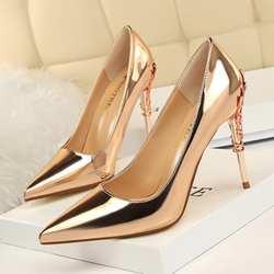 2019 tacones mujer/Женская обувь zapatos de на высоком каблуке, sapato feminino nouveau chaussures femme zapatillas, новые женские туфли-лодочки