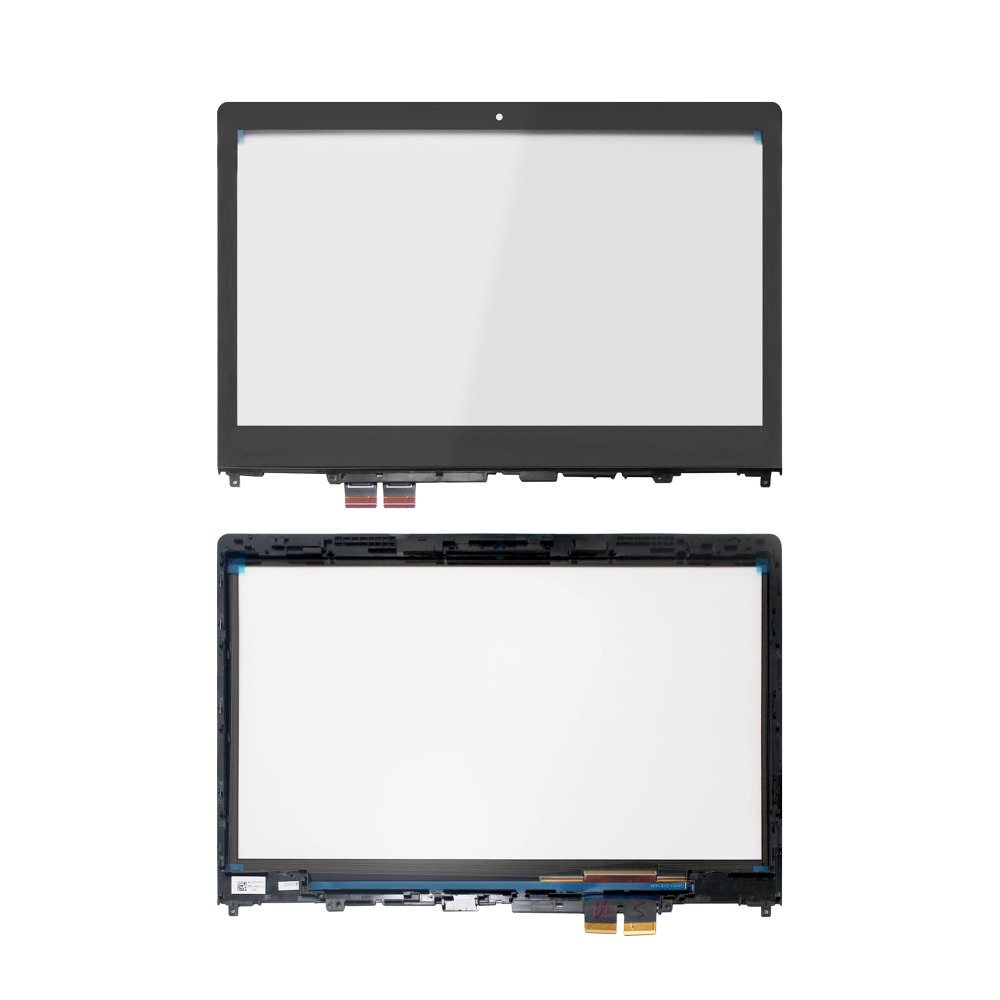 Touch Screen Digitizer Glass Panel Replacement for Lenovo YOGA 510-14ISK 80S7 original 14 touch screen digitizer glass sensor lens panel replacement parts for lenovo flex 2 14 20404 20432 flex 2 14d 20376