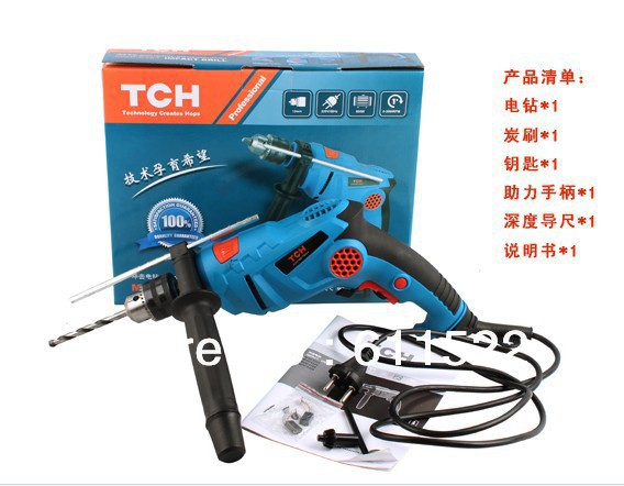 IMPACT DRILL electrical drill tch famous brand from china and fast delivery at good price home professional high temp heater 20w hot melt glue gun repair heat tools eu plug with 1pc glue stick kf