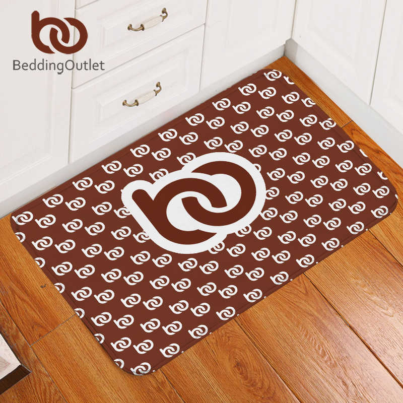 Beddingoutlet Custom Made Non Slip Bathroom Rugs Photo Diy Customized Area Rug Print On Demand Door Mats Outdoor Dropshipping