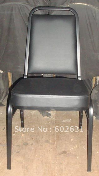 Hot Sale Steel Banquet Chair LUYISI2070,stackable,Mould Seat,heavy Duty Fabric,5pcs/carton,safe Package