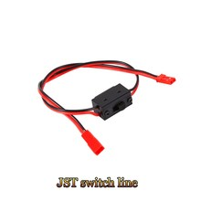 Hot Sale On Off Switch Line Connector Plug For RC Li po Battery Connector Plug with