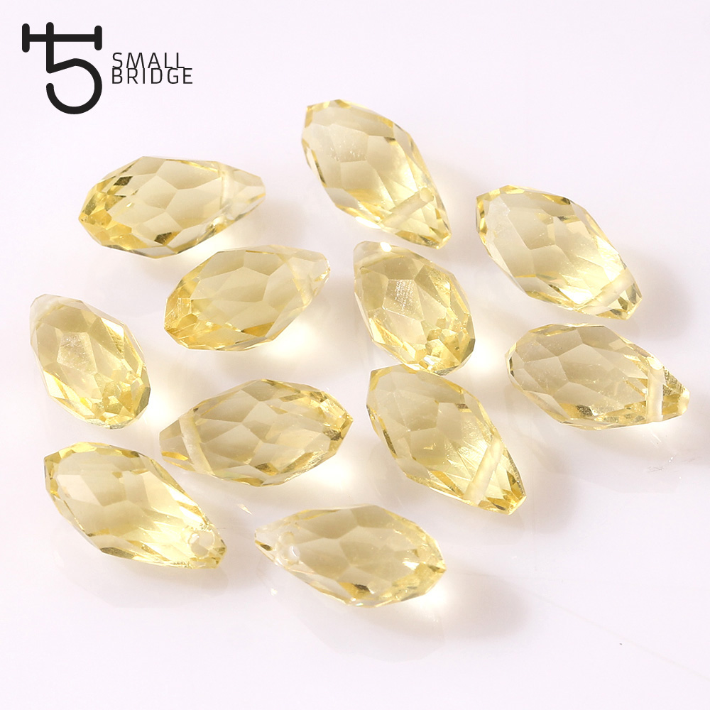Jewelry & Access. ...  ... 32800639390 ... 5 ... Austria Multicolor Glass Teardrop Beads For Jewelry Making Necklace Diy Accessories Faceted Crystal Briolette Beads Wholesale ...