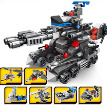 SLPF Eat Chicken Building Blocks Can Fit Creative Assemble Spell Insert Children Kids Educational Diy Toys Compatible LegoingI13