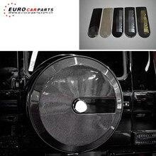 W463 эмблема крышки sparewheel подходит для g class w463 g350 g500 g55 g63 эмблема крышки серебро, черный углеродное волокно и ПВХ материал